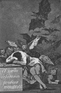 Goya's Sleep of Reason